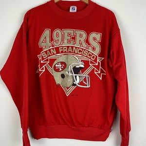 Retro 49ers Crewneck Sweatshirt